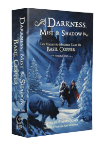 Darkness Mist & Shadow Volume 2 [Paperback] by Basil Copper